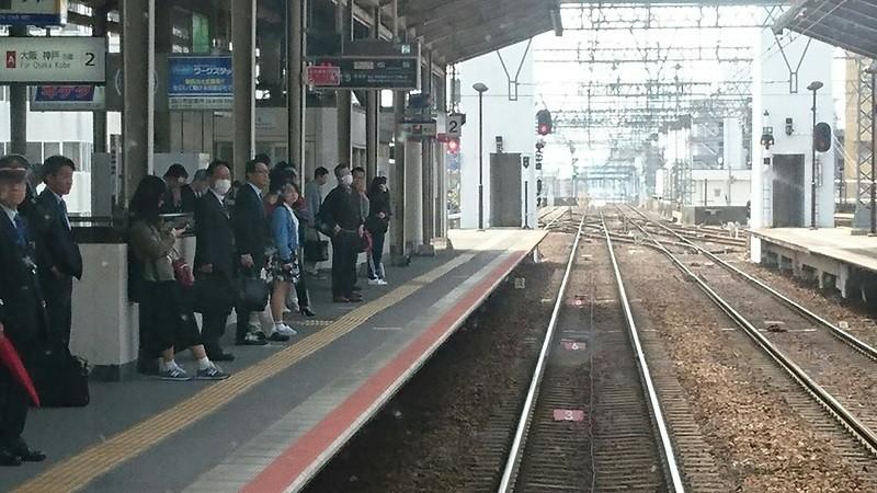 2017.4.25 近鉄 (39) 松阪いき急行 - 四日市 800-450