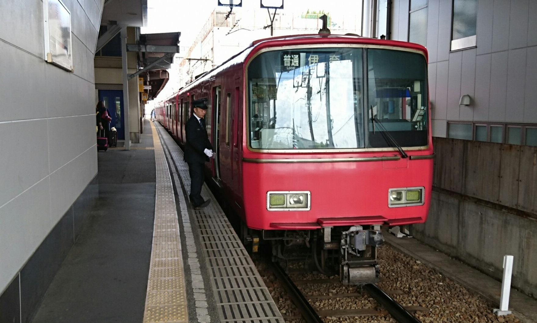 2017.5.4 (2) 東岡崎 - 伊奈いきふつう 1760-1060