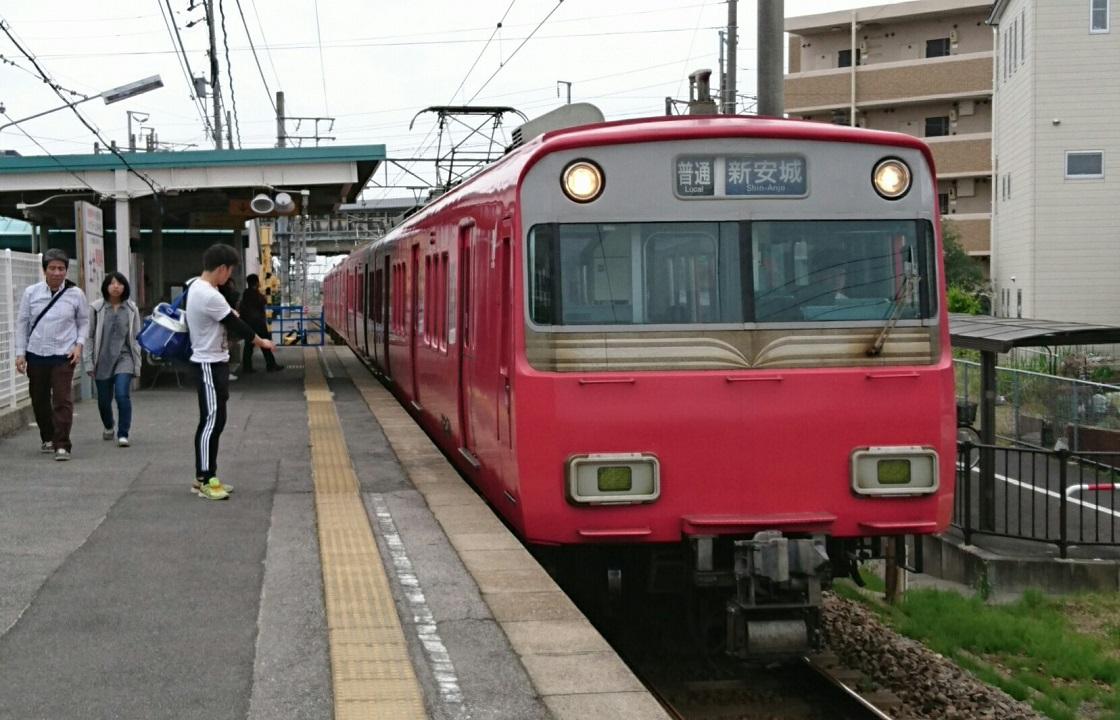 2017.5.6 しんあんじょう (1) 古井 - しんあんじょういきふつう 1120-720