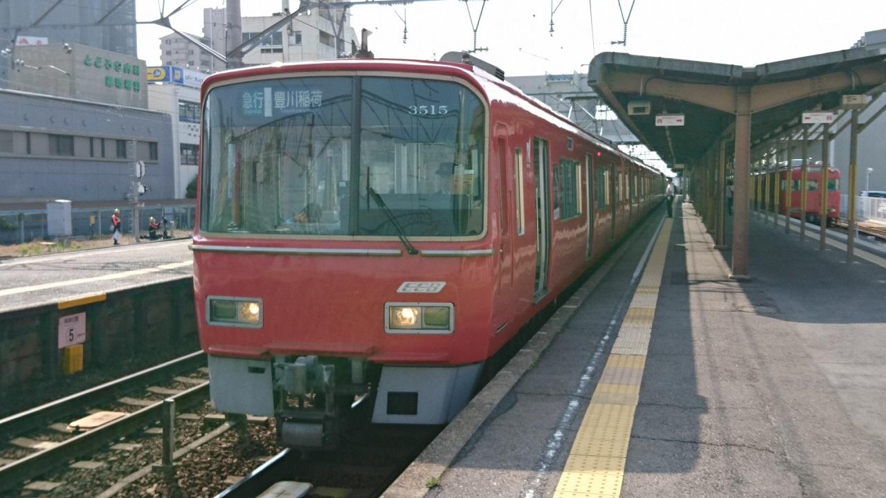 2017.5.14 名古屋 (24) しんあんじょう - 豊川稲荷いき急行 1280-720