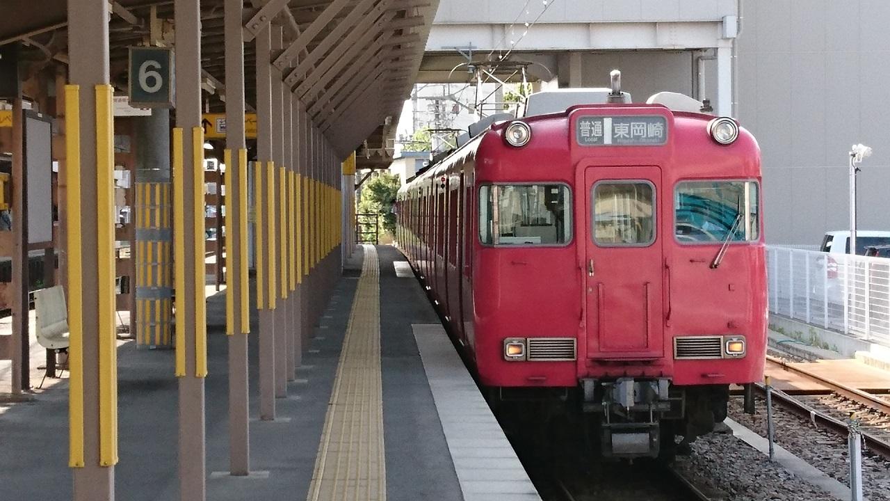 2017.5.14 名古屋 (25) しんあんじょう - 東岡崎いきふつう 1280-720
