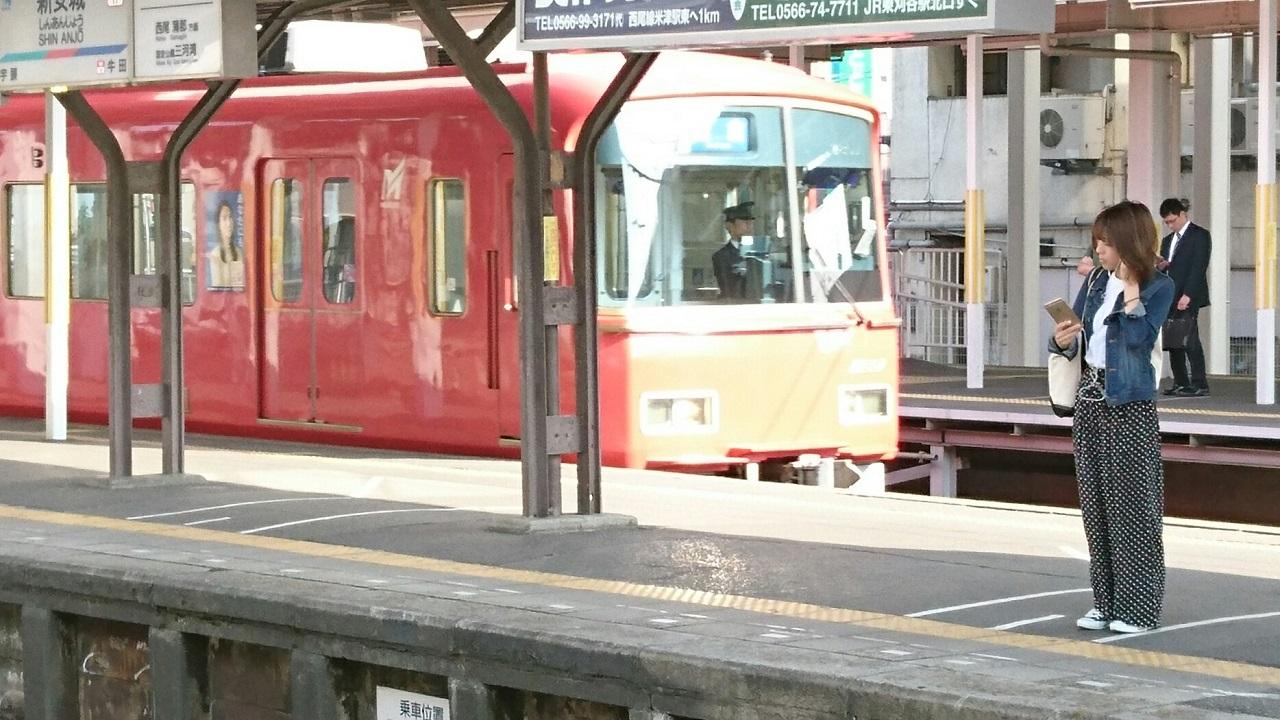 2017.5.14 名古屋 (30) しんあんじょう - 岩倉いきふつう 1280-720