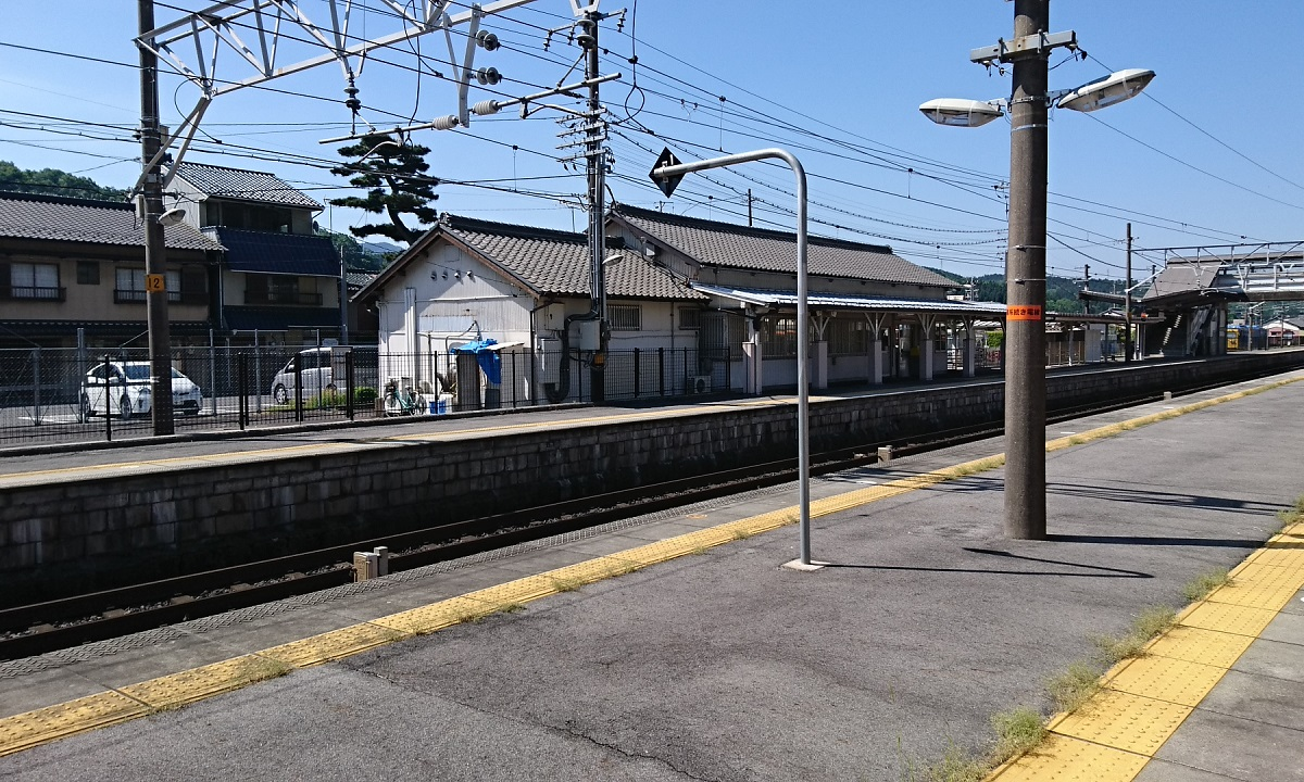 2017.5.19 大井 (7) 中津川いき快速 - 釜戸 1200-720