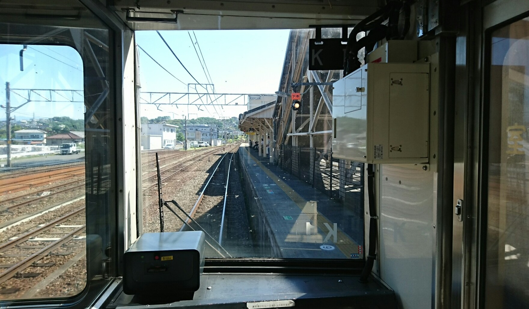 2017.5.19 大井 (10) 中津川いき快速 - 恵那 1760-1030