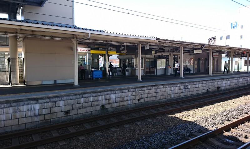 2017.5.19 大井 (13) 恵那=中央線かいさつぐち 1810-1080