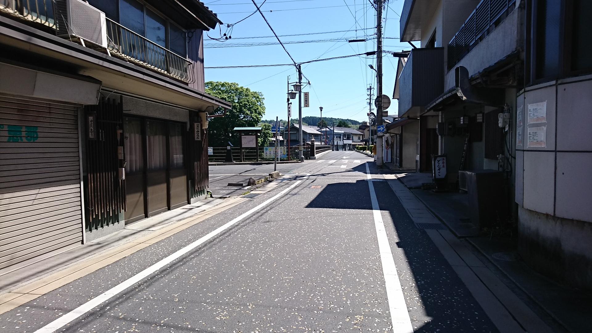 2017.5.19 大井 (17) 中山道 - 大井橋のにし 1920-1080