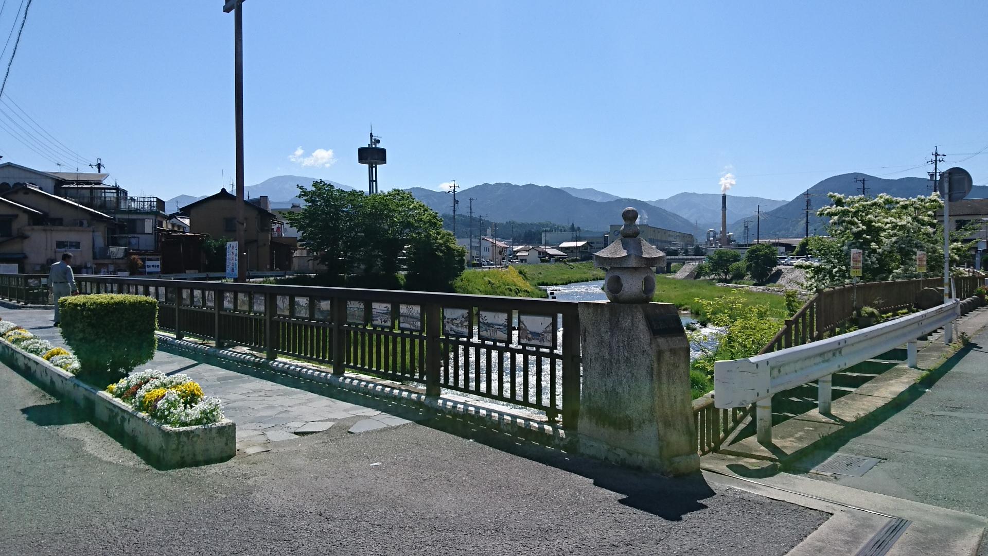 2017.5.19 大井 (18) 中山道 - 大井橋 1920-1080