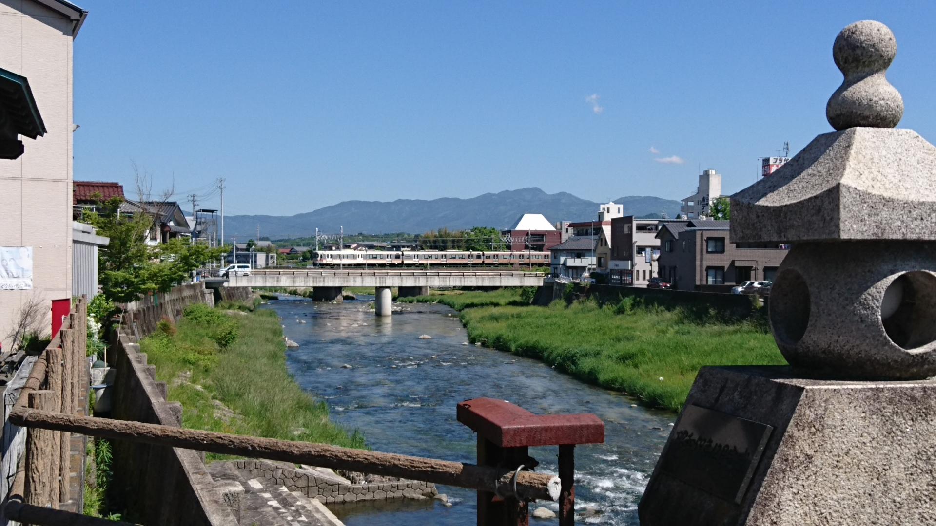2017.5.19 大井 (19) 中山道 - 大井橋 1920-1080