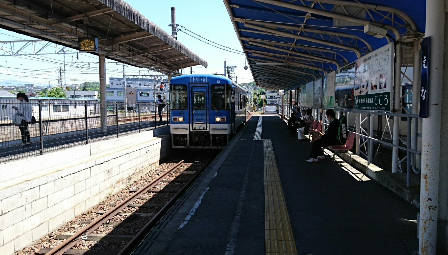 2017.5.19 大井 (23) 恵那 - アケチ12号 1860-1060