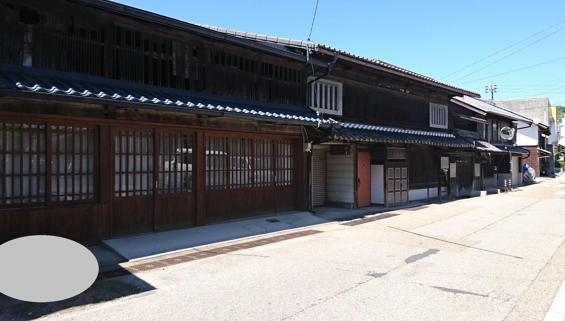 2017.5.19 大井 (58) 中山道 - 宿役人のいえ 1900-1080