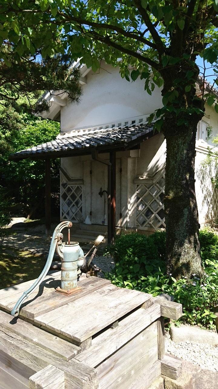 2017.5.19 大井 (71) 中山道ひし屋資料館 - いどと土蔵 720-1280