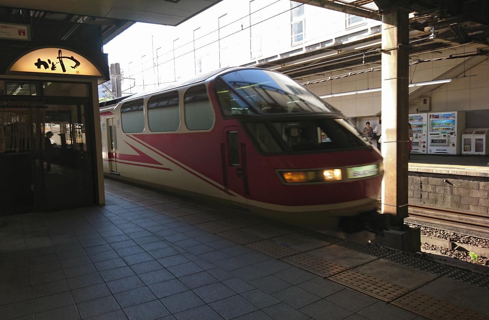 2017.5.19 大井 (77) 金山 - 豊橋いき特急 1650-1080