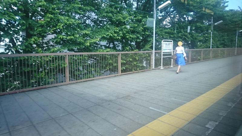 2017.5.27 5700系東岡崎いきふつう (22) 岡崎公園前 1920-1080