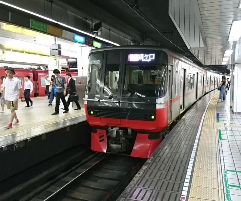 2017.7.19 布袋 (3) 名古屋 - 須ヶ口いき特急 1290-1080