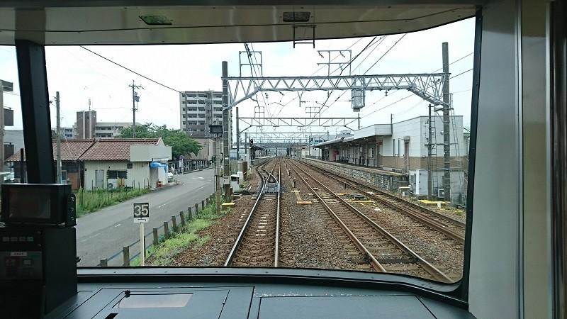 2017.8.3 笠松 (16) 須ヶ口いきふつう - 岐南 800-450