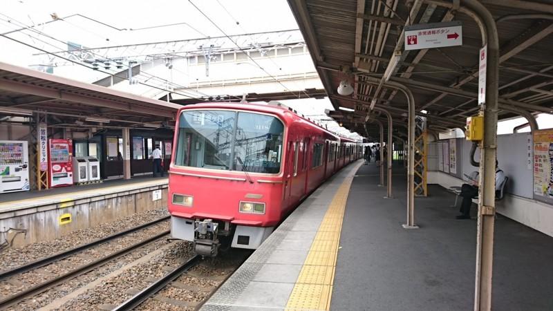 2017.8.3 笠松 (21) 笠松 - 須ヶ口いきふつう 1920-1080