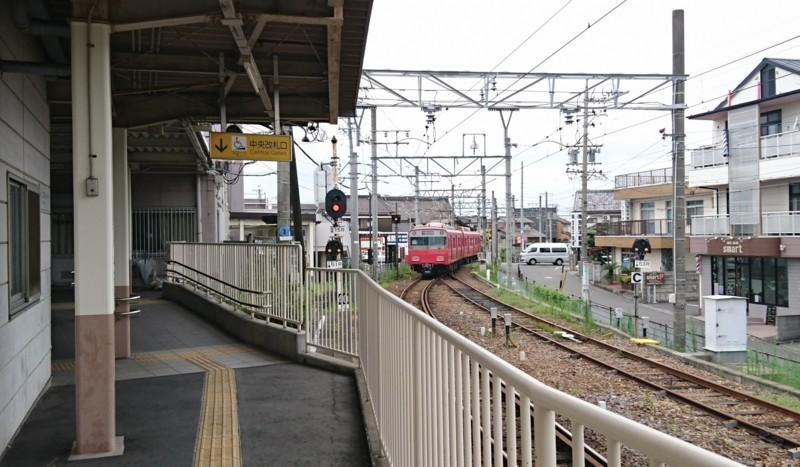 2017.8.3 笠松 (28) 笠松 - 新羽島いきふつう 1850-1080