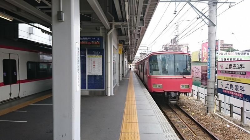 2017.8.3 笠松 (37) 国府宮 - 須ヶ口いきふつう 1920-1080