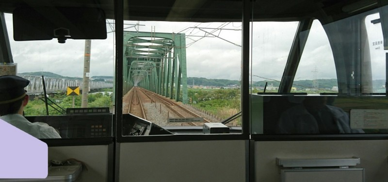 2017.8.16 ワイドビュー南紀 (20) 長良川と揖斐川をわたる 1280-600