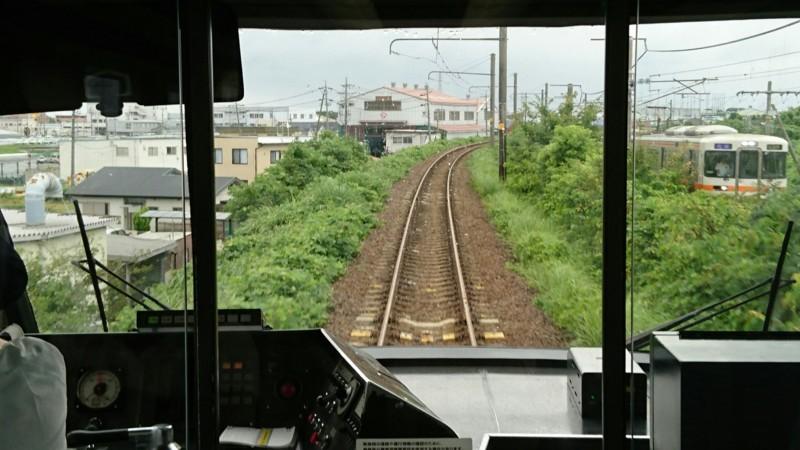 2017.8.16 ワイドビュー南紀 (28) 関西線から分岐 1920-1080