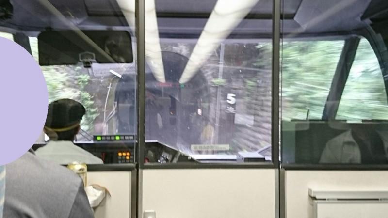 2017.8.16 ワイドビュー南紀  (65) 阿曽-伊勢柏崎間〔トンネル〕 1280-720