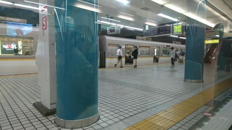 2017.8.18 近鉄 (2) 大阪難波 - 奈良いき急行 1920-1080