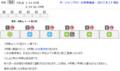 オーシャンアローの列車編成 - 2017.8.17 現在