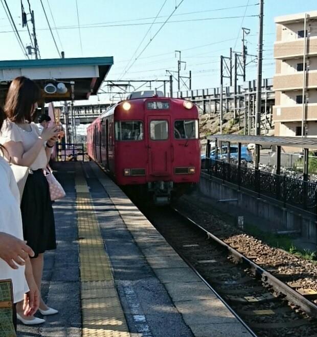 2017.9.25 名鉄 (1) 古井 - しんあんじょういきふつう 620-660