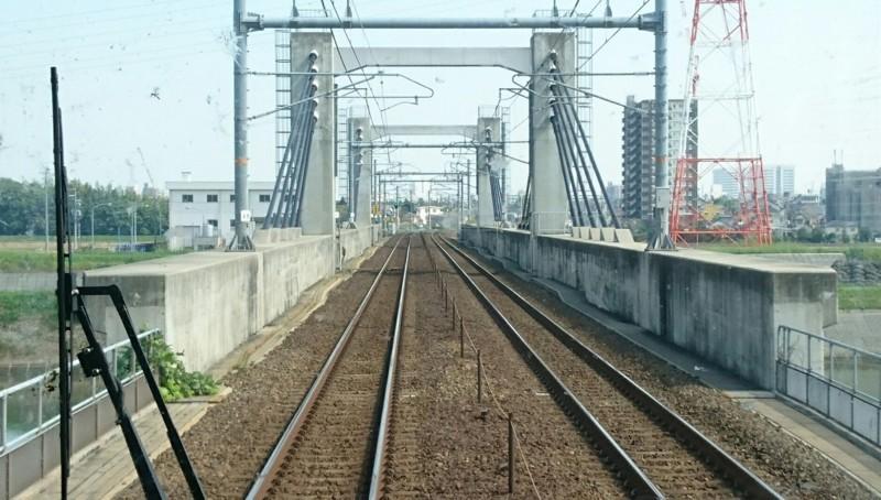 2017.10.11 東海道線 (9) 豊橋いき新快速 - 大府-逢妻間 1270-720