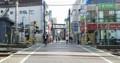 2017.10.12 東京 (70) 戸越銀座 - ふみきり 1900-1000
