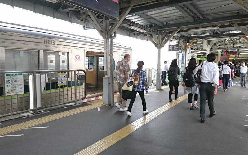 2017.10.12 東京 (91) 五反田 - 五反田いき各停 1720-1080