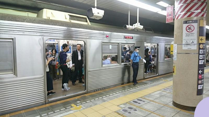 2017.10.12 東京 (103) 渋谷 - 中央林間いき各停 1850-1040