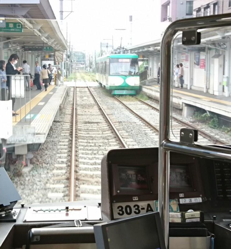 2017.10.12 東京 (117) 下高井戸いきふつう - 世田谷 990-1070