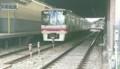 2017.10.12 東京 (141) 下高井戸 - 京王線新宿方面いき通過電車 1250-720