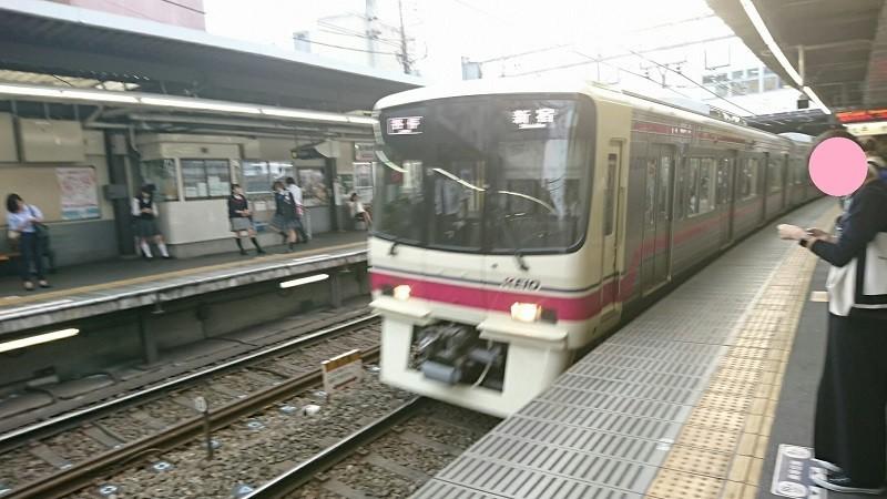 2017.10.12 東京 (147) 下高井戸 - 新宿いき各停 800-450