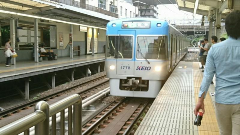 2017.10.12 東京 (153) 明大前 - 渋谷いき各停 1850-1040