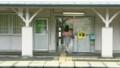 2017.10.14 きのこ列車 (8) 釜戸 - かいさつ 800-450