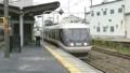 2017.10.14 きのこ列車 (9) 釜戸 - ワイドビューしなの85号 800-450