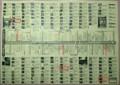 戸越銀座商店街の地図(うら) 1360-960