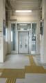 2017.11.11 グランパス (3) 知立 - 2、3番のりばエレベーター