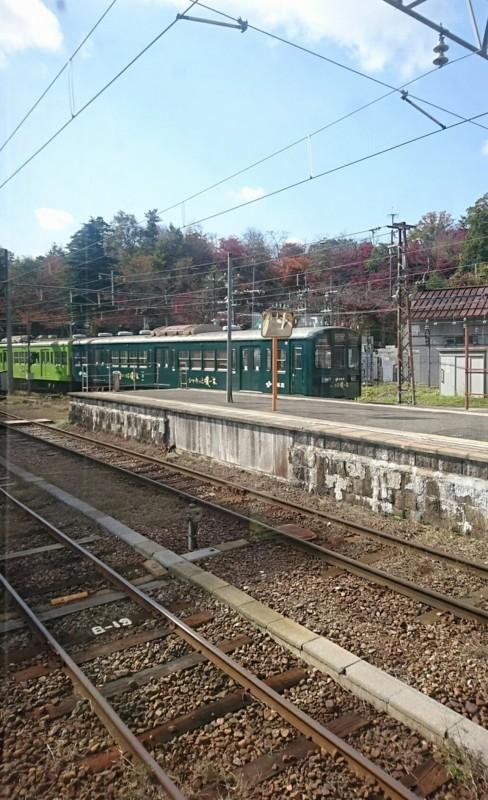 2017.11.17 貴生川 (3) 八日市 - 近江八幡いきふつう 720-1180