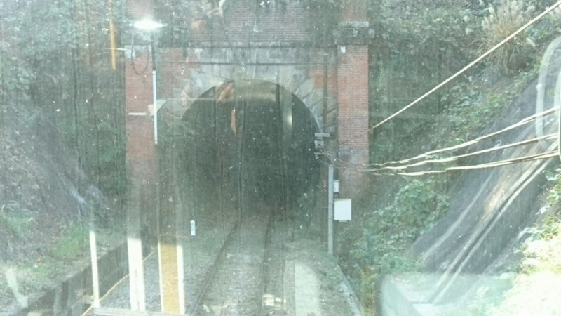 2017.11.17 貴生川 (22) 貴生川いきふつう - 清水山トンネル 1850-1040