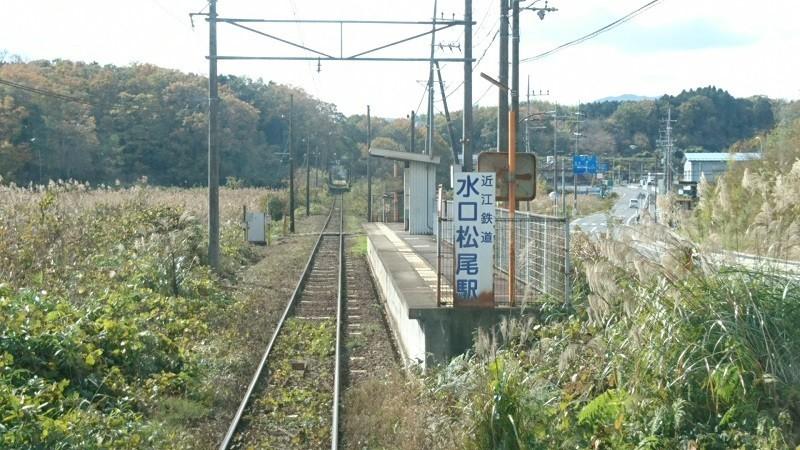 2017.11.17 貴生川 (24) 貴生川いきふつう - 水口松尾 800-450
