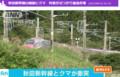 秋田新幹線でくま(テレ朝News - 2017.9.16 (2)