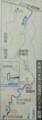 大井川水系の発電所とリニア路線(ちゅうにち 2017.12.2)