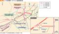 OKB総研 (2) リニア岐阜県駅へのアクセス道路整備計画 681-396