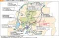 OKB総研 (3) リニア開業までに整備されるおもな広域交通ネットワーク 680