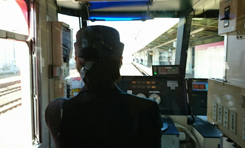 2017.12.14 名古屋 (12) 岐阜いき特急 - 神宮前 1190-720