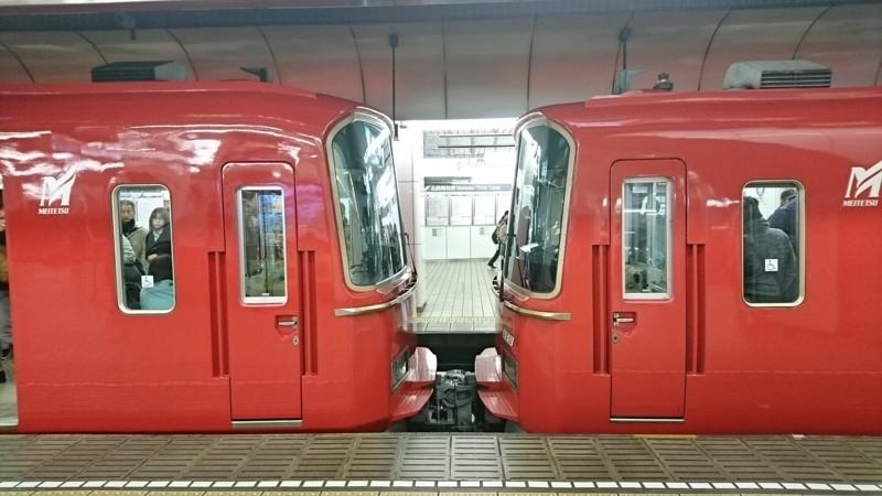 2017.12.14 名古屋 (22) 名古屋 - 岐阜いき急行 1920-1080