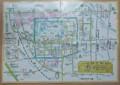 一身田寺内町の地図(一身田寺内町のやかた) 1440-1020